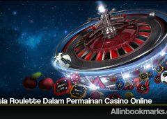 Rahasia Roulette Dalam Permainan Casino Online
